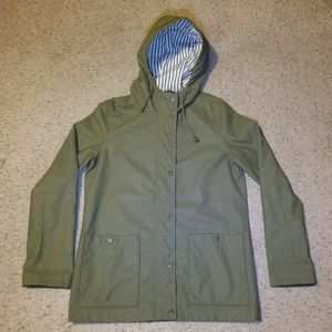 Thread & Supply Jackets & Coats - Thread & Supply Rain Jacket sz M